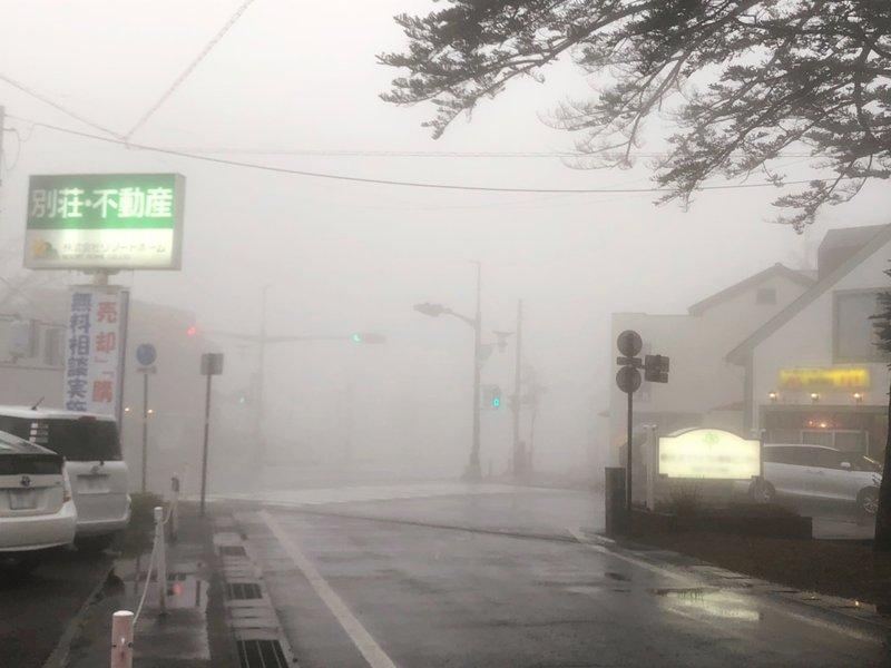 霧の町「軽井沢」霧の魅力をお教えします。 - リゾートホーム BLOG ...